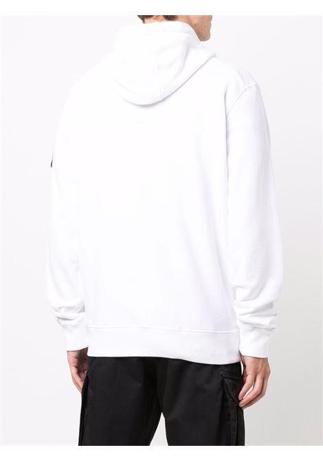 White sweatshirt STONE ISLAND | SWEATSHIRTS | 751564120V0001