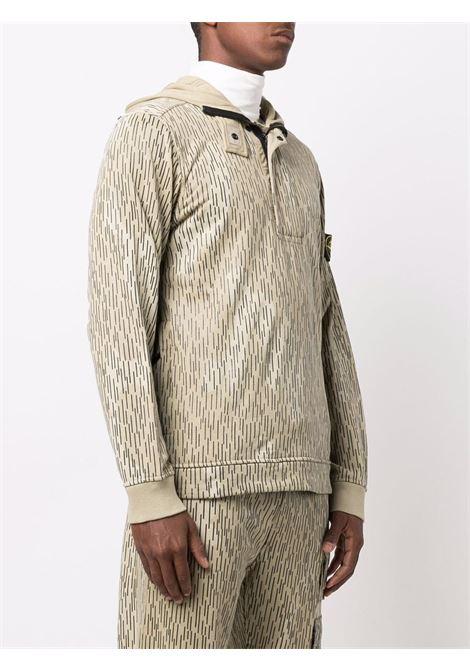 Beige sweatshirt STONE ISLAND | 7515653E3V0091