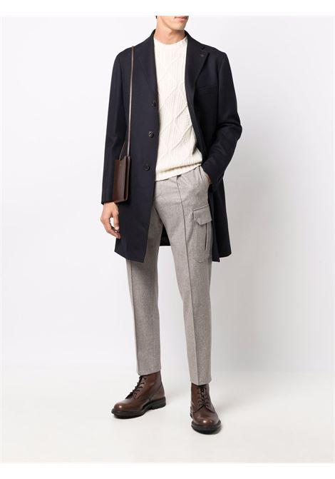 Grey trousers TAGLIATORE 0205 | PJOB1421I010727
