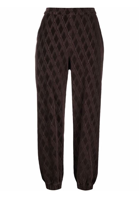 Brown trousers THE ATTICO | 213WCP34C038207