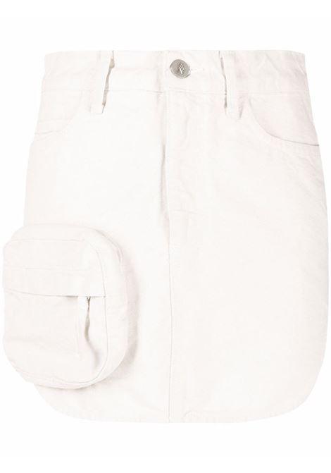 Cream skirt THE ATTICO | 213WCS73D022096