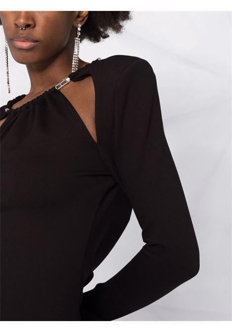 Black dress THE ATTICO | 214WCA68V027100