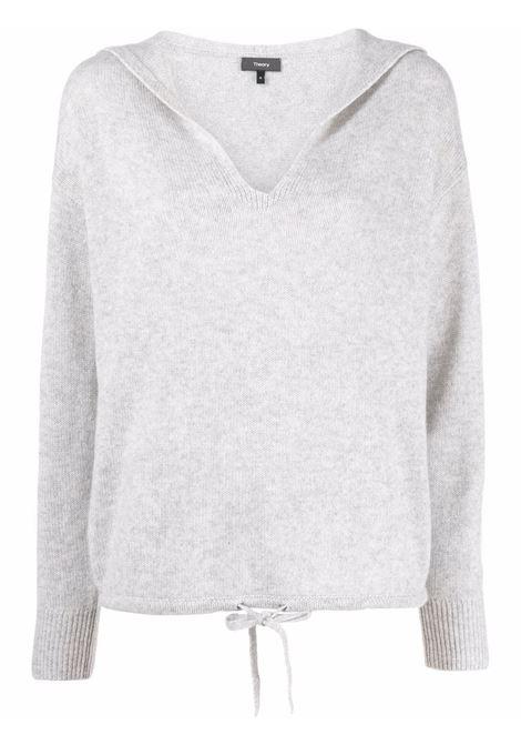 Grey sweatshirt THEORY | L0118708FGH