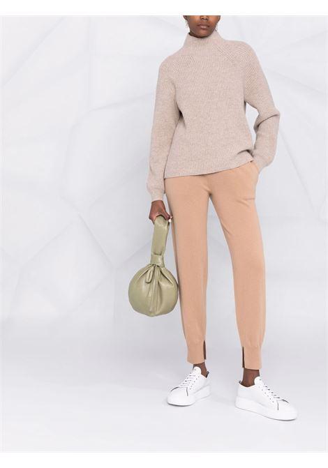 Pantalone marrone THEORY | PANTALONI | L0218721E05