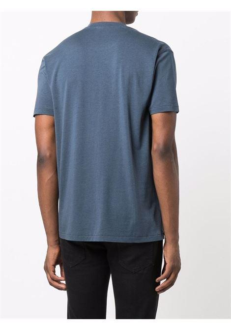 T-shirt blu TOM FORD | BY229TFJ950B07
