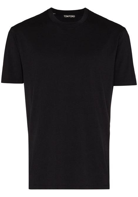 T-shirt nera TOM FORD | BY229TFJ950K09