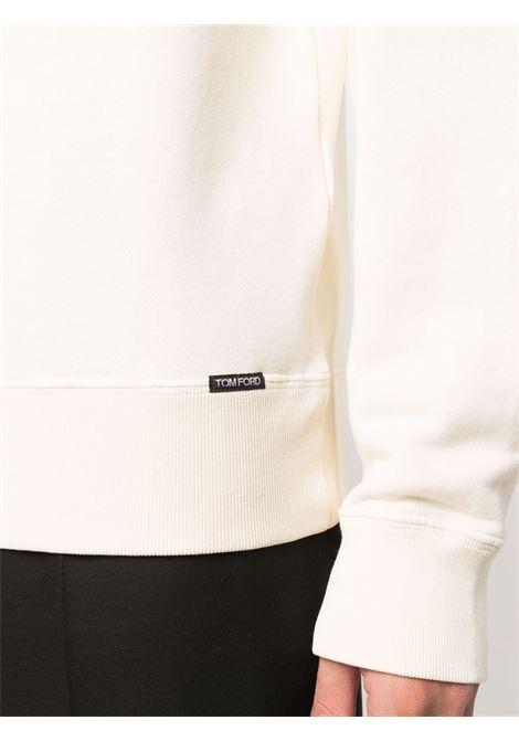 T-shirt bianca TOM FORD | BY265TFJ985G42