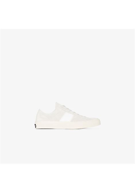 White sneakers TOM FORD | SNEAKERS | J0974TCRUMRM
