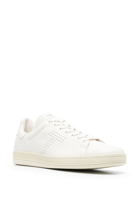 Sneakers bianca TOM FORD | J1045TDAPBRR