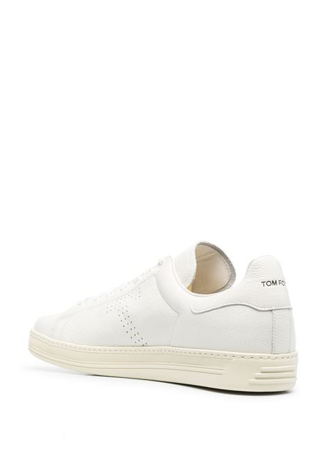 White sneakers TOM FORD | SNEAKERS | J1045TDAPBRR