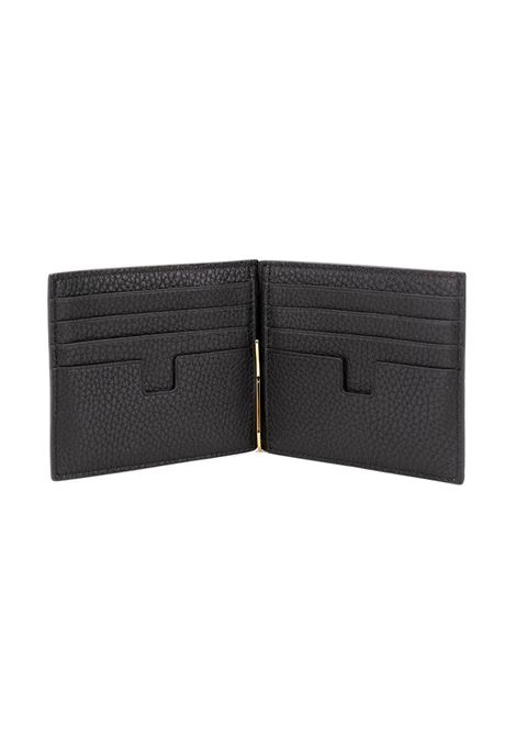 Wallet TOM FORD | WALLET | Y0231TCP9BLK