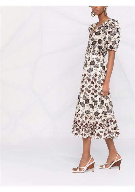 White dress ULLA JOHNSON | PF210127GDFL