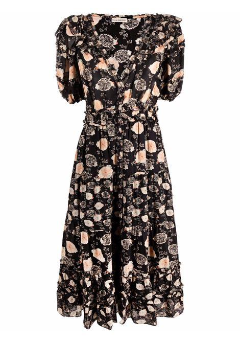 Black dress ULLA JOHNSON | PF210127NOF