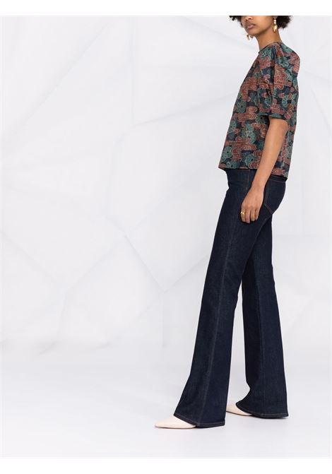 Multicolour blouse ULLA JOHNSON | PF210240FOR