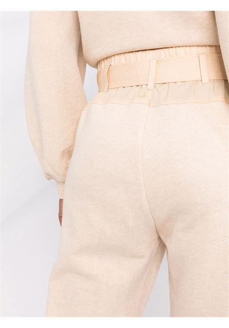 Beige track pants ULLA JOHNSON | PF210700OAT