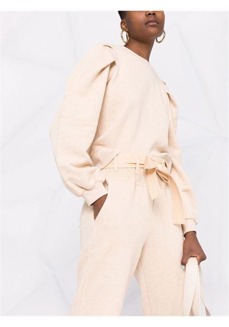 Pantalone beige ULLA JOHNSON | PANTALONI | PF210700OAT