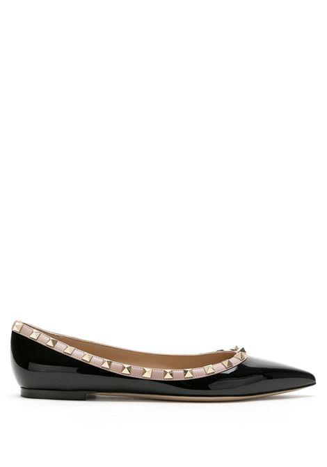 Black ballerina shoes VALENTINO GARAVANI | WW2S0403VNWN91