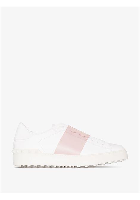 Sneakers bianco/rosa VALENTINO GARAVANI | SNEAKERS | WW2S0781BLUA01