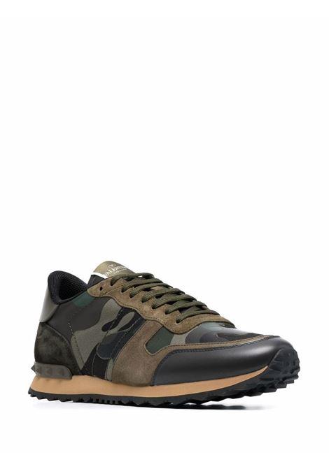 Sneakers nero/verde VALENTINO GARAVANI   SNEAKERS   WY2S0723TCCM55