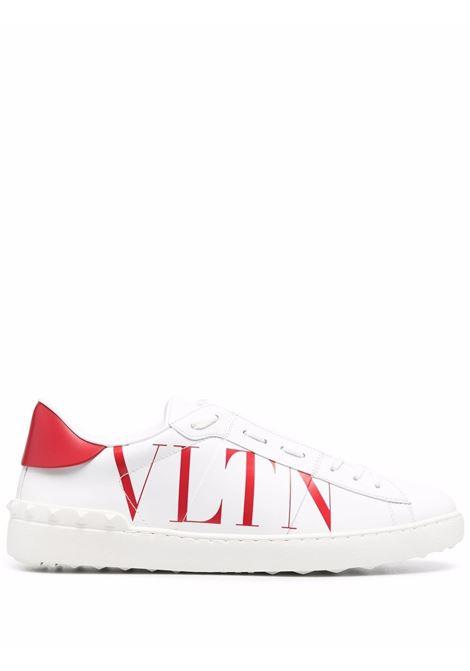 White/red sneakers VALENTINO GARAVANI | WY2S0830XZUKR5