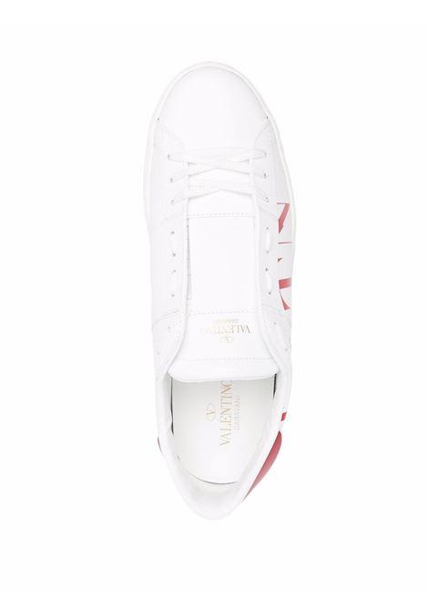 Sneakers bianco/rosso VALENTINO GARAVANI   SNEAKERS   WY2S0830XZUKR5