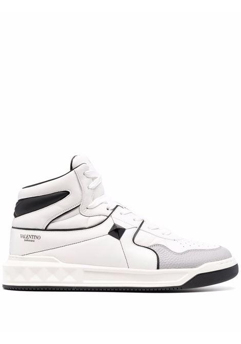 White/black sneakers VALENTINO GARAVANI | WY2S0E63NWN0N2