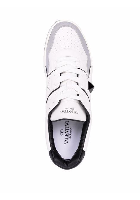 White/black/grey sneakers VALENTINO GARAVANI | SNEAKERS | WY2S0E71NWN0N2