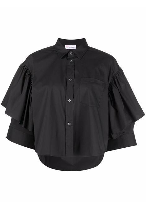 Camicia nera VALENTINO RED | WR3ABG450ES0NO