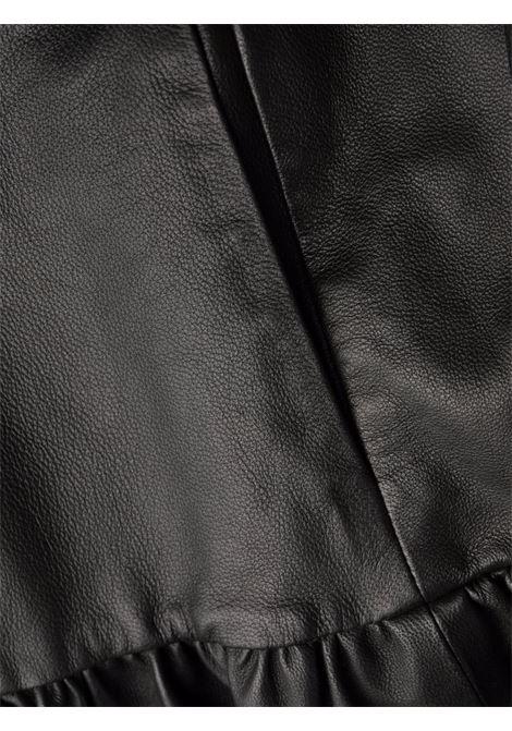 Abito nero VALENTINO RED | ABITI | WR3ND01H6390NO