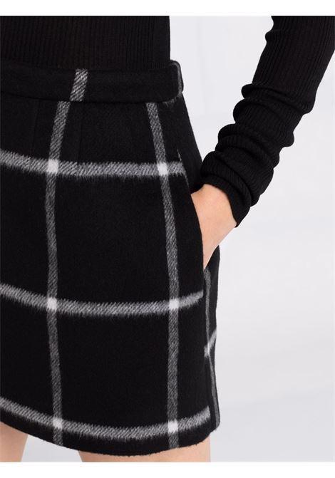 Black skirt VALENTINO RED | SKIRTS | WR3RAC255Y90NO