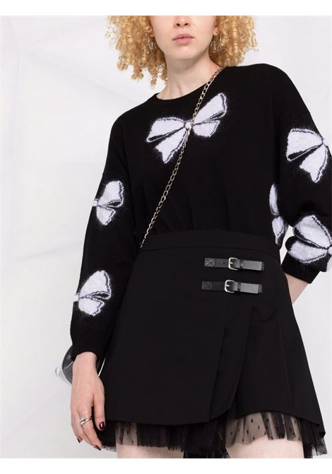 Black skirt VALENTINO RED | SKIRTS | WR3RAG28611N01