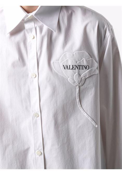 White shirt VALENTINO | WV3ABA957H8A01