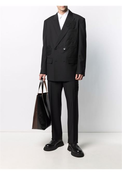 Black blazer VALENTINO | WV3CEB907G40NO