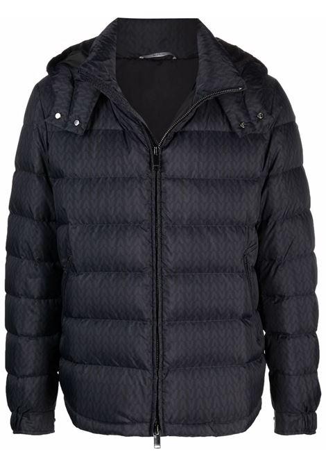 Black padded jacket VALENTINO | WV3CNA317KPC75