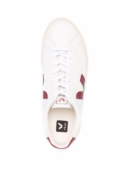 White/red sneakers VEJA | EO022110BWM