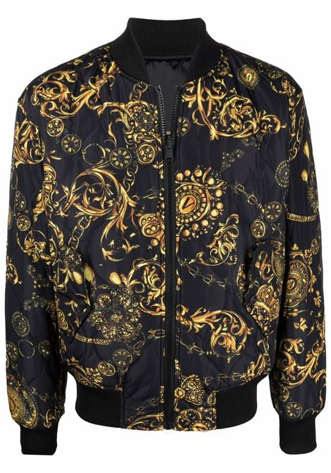 VERSACE JEANS COUTURE | 71GAS407CQS0071UP407G89