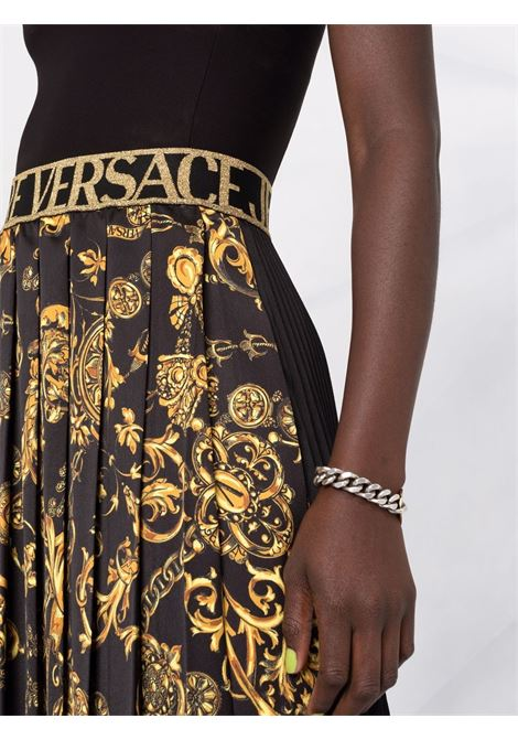 Gonna nera VERSACE JEANS COUTURE   GONNE   71HAE805NS00671DP805G89