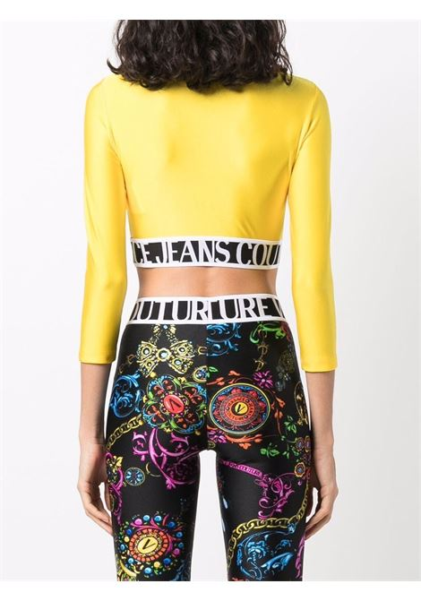 Yallow top VERSACE JEANS COUTURE | TOP | 71HAH218N000871DP218618