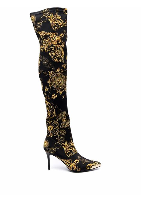 Boots VERSACE JEANS COUTURE | 71VA3S53ZS005G89