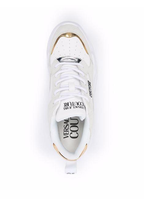 Sneakers bianco/grigio VERSACE JEANS COUTURE | SNEAKERS | 71VA3SC2ZP002003