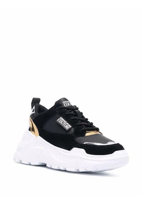 Sneakers nera VERSACE JEANS COUTURE | 71VA3SC2ZP002899