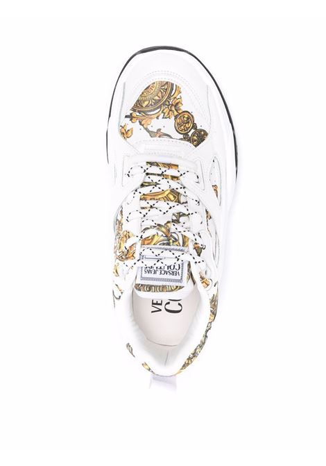White sneakers VERSACE JEANS COUTURE | 71VA3SF3ZS026G03