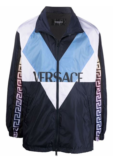 Giacca blu VERSACE | 10010301A007096U370
