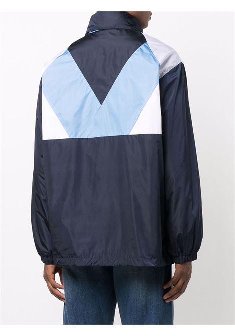 Blue jacket VERSACE | JACKETS | 10010301A007096U370