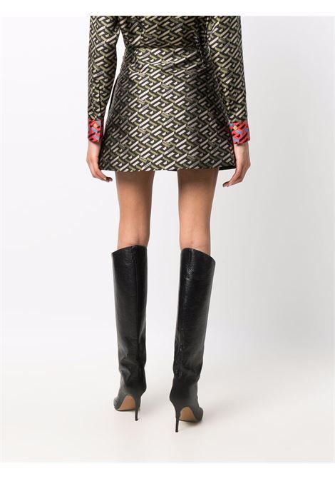Black skirt VERSACE | 10017121A014992B450