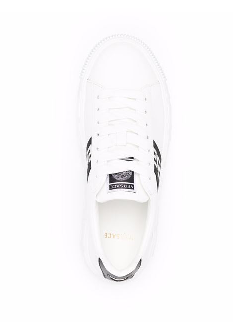 White/black sneakers VERSACE | SNEAKERS | DST644D1A007752W020