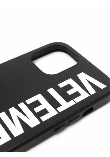 Cover iphone VETEMENTS | UA52SA500W2410BLACKWHITE