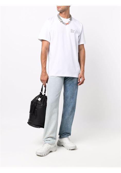 White t-shirt VETEMENTS | UA52TR120W1602WHITE