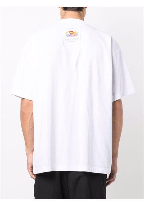White t-shirt VETEMENTS | UA52TR360W1611WHITE