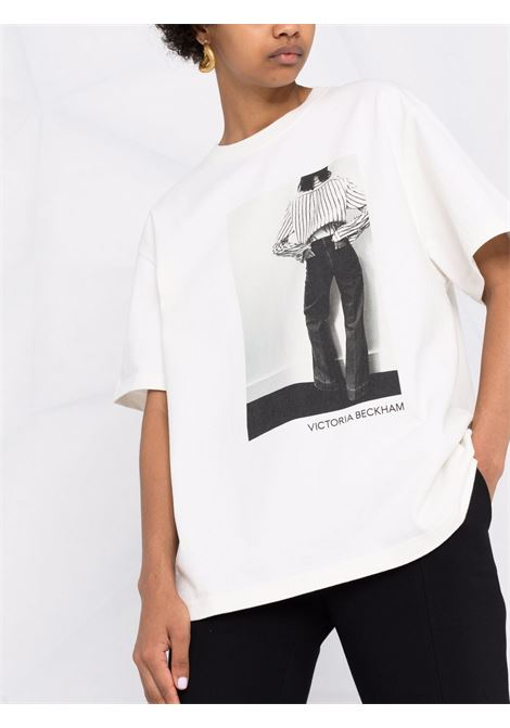 T-shirt bianca VICTORIA BECKHAM | 1521JTS002817C7228